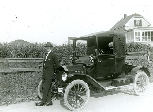 Model T Ford Coupe