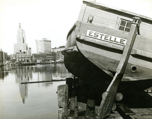 Wreck of Estelle