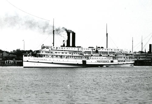 SS Providence, Fall River Line