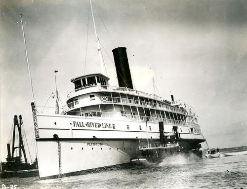 SS Plymouth, Fall River Line