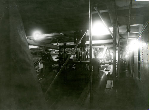 SS Priscilla - Engine Room