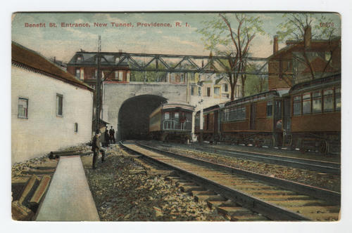 East Side Tunnel, Providence