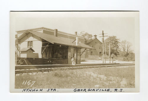 Georgiaville Station
