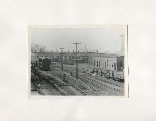 Charles Street roundhouse, Providence
