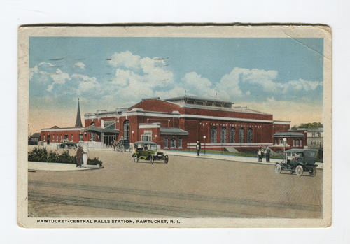 Pawtucket Central Falls Station