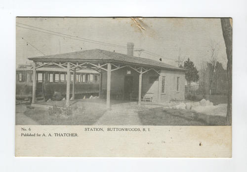 Buttonwoods Station