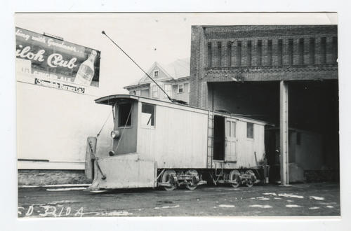 73 Wason Plow Broad Street car house