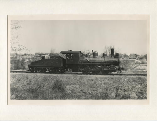 Moshassuck Valley Railroad No.3