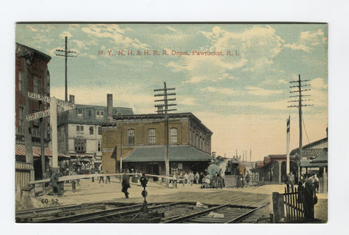 Broad Street Station, Pawtucket