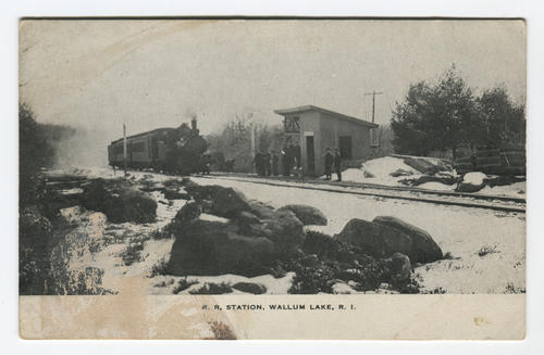 Wallum Lake Station