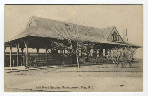 Narragansett Pier Station