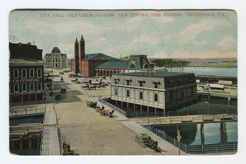 Old Union Station, City Hall, Providence