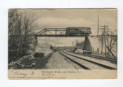 Wequetequock Bridge, Westerly