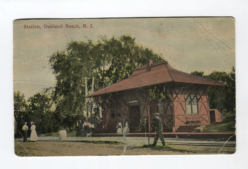 Oakland Beach Station