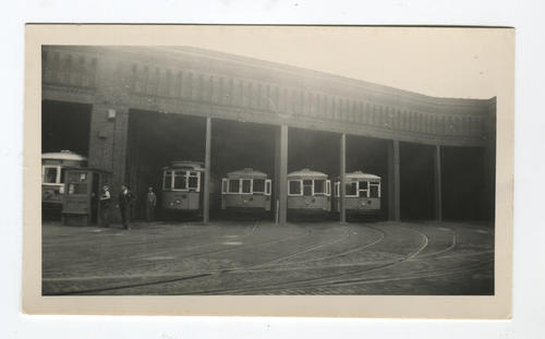 Broad Street car barn