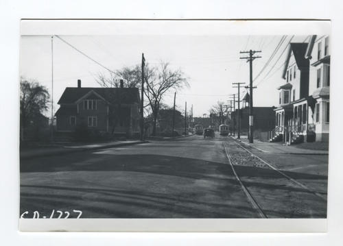 Rumford Line - North Broadway East Providence