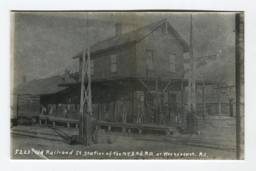 Woonsocket Station