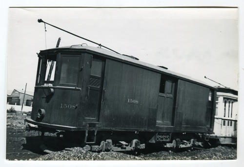 1508 RICo 1902 supply car for car barns
