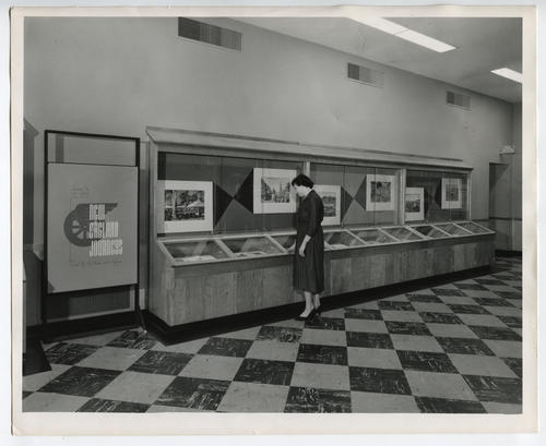 Providence Public Library, Exhibition Room