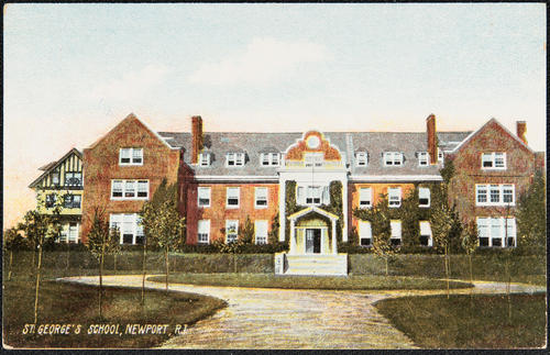 St. George's School, Newport, R.I.