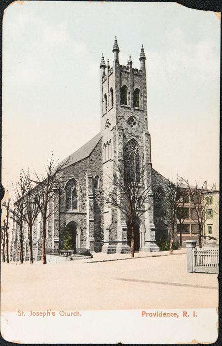 St. Joseph's Church. Providence, R.I.