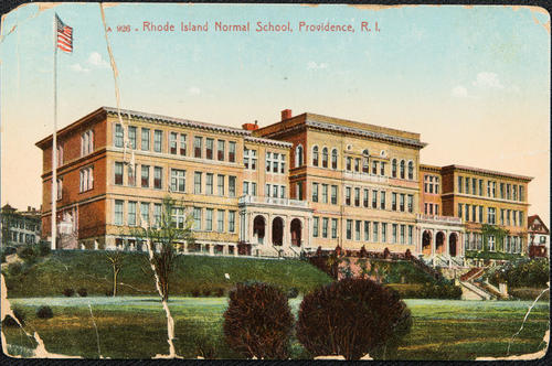 Rhode Island Normal School, Providence, R.I.