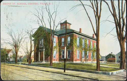 Broad St. School, Central Falls, R.I.