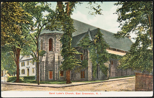 Saint Luke's Church, East Greenwich, R.I.