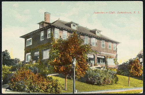 Jamestown Club, Jamestown R.I.
