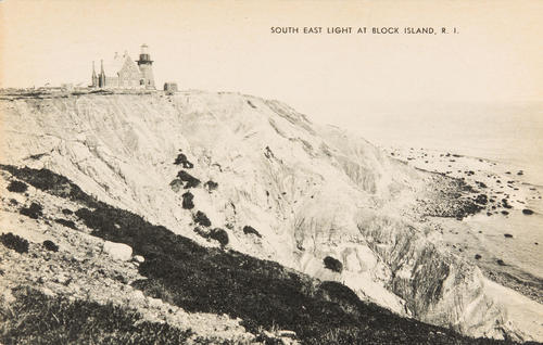 South East Light at Block Island, R.I.