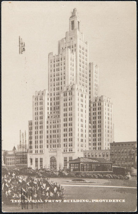 Industrial Trust Building, Providence, R.I.