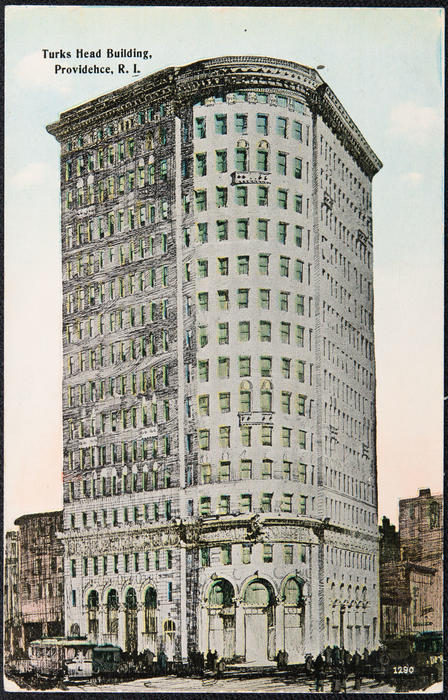 Turks Head Building, Providence, R.I.