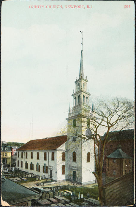 Trinity Church, Newport, R.I.