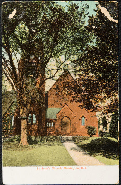 St. John's Church, Barrington, R.I.