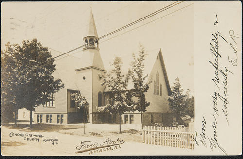 Congregational Church, Riverside, R.I.