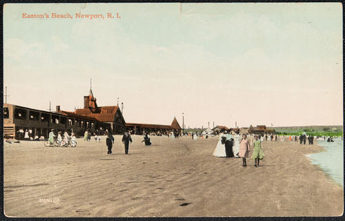 Easton's Beach, Newport R.I.