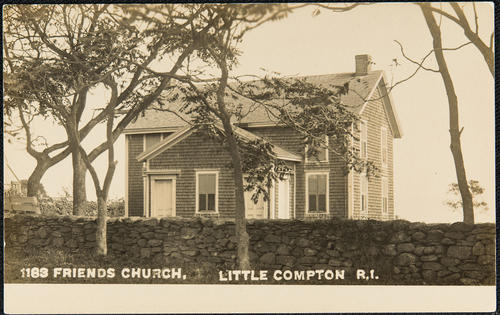 Friends Church. Little Compton, R.I.