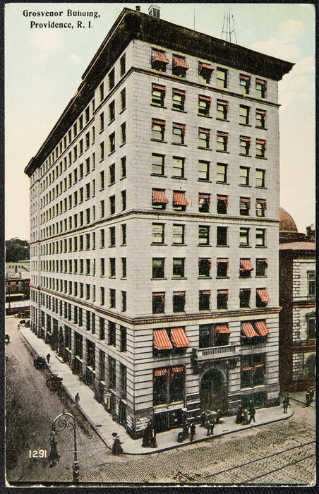 Grosvenor Building, Providence, R.I.