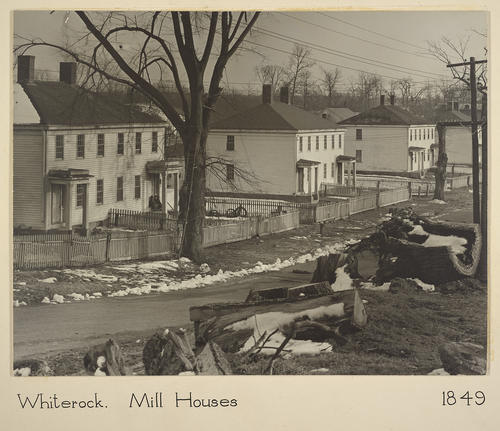 Whiterock. Mill Houses 1849