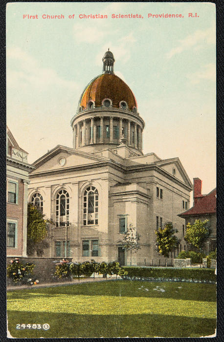 First Church of Christian Scientists, Providence, R.I.