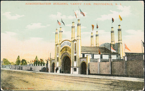 Administration Building, Vanity Fair, Providence R.I.
