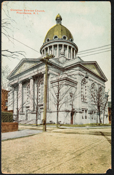 Christian Scientist Church, Providence, R.I.
