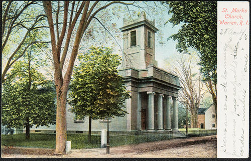 St. Marks Church, Warren R.I.