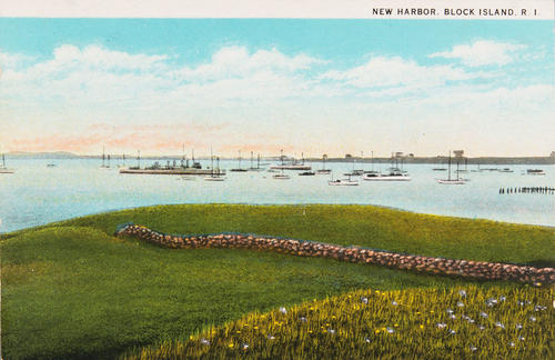 New Harbor, Block Island, R.I.