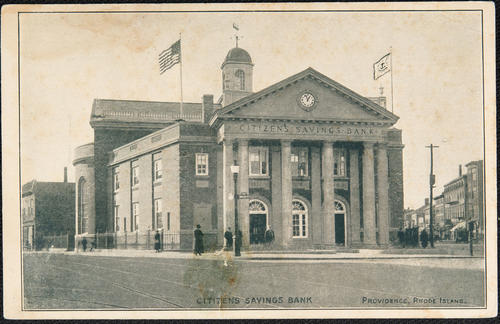 Citizens Savings Bank, Providence, Rhode Island