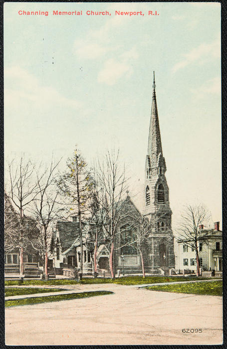 Channing Memorial Church, Newport, R.I.