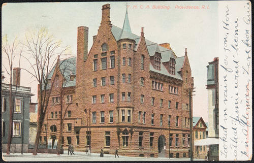 Y.M.C.A. Building, Providence, R.I.