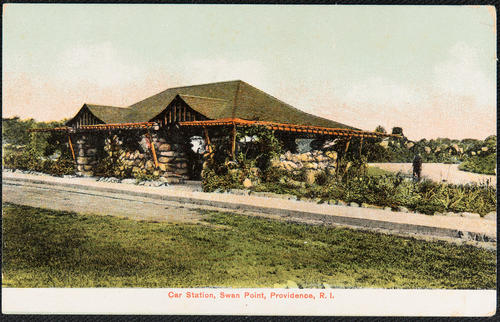 Car Station, Swan Point, Providence, R.I.
