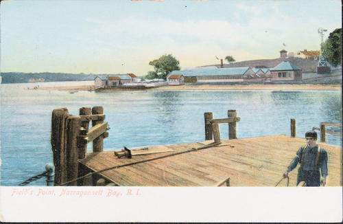 Field's Point, Narragansett Bay, Providence, R.I.