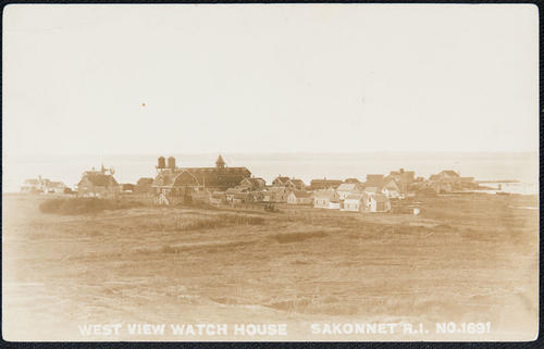 West View Watch House, Sakonnet, R.I.